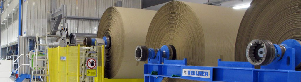 Paper Industry - Paper Manufacturing - Bellmer GmbH