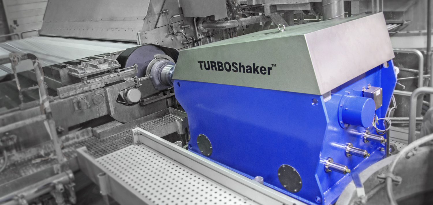 Bellmer Paper Technology Brustwalzenschüttler TurboShaker