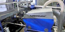 Bellmer Paper Technology Breast Roll Shaker