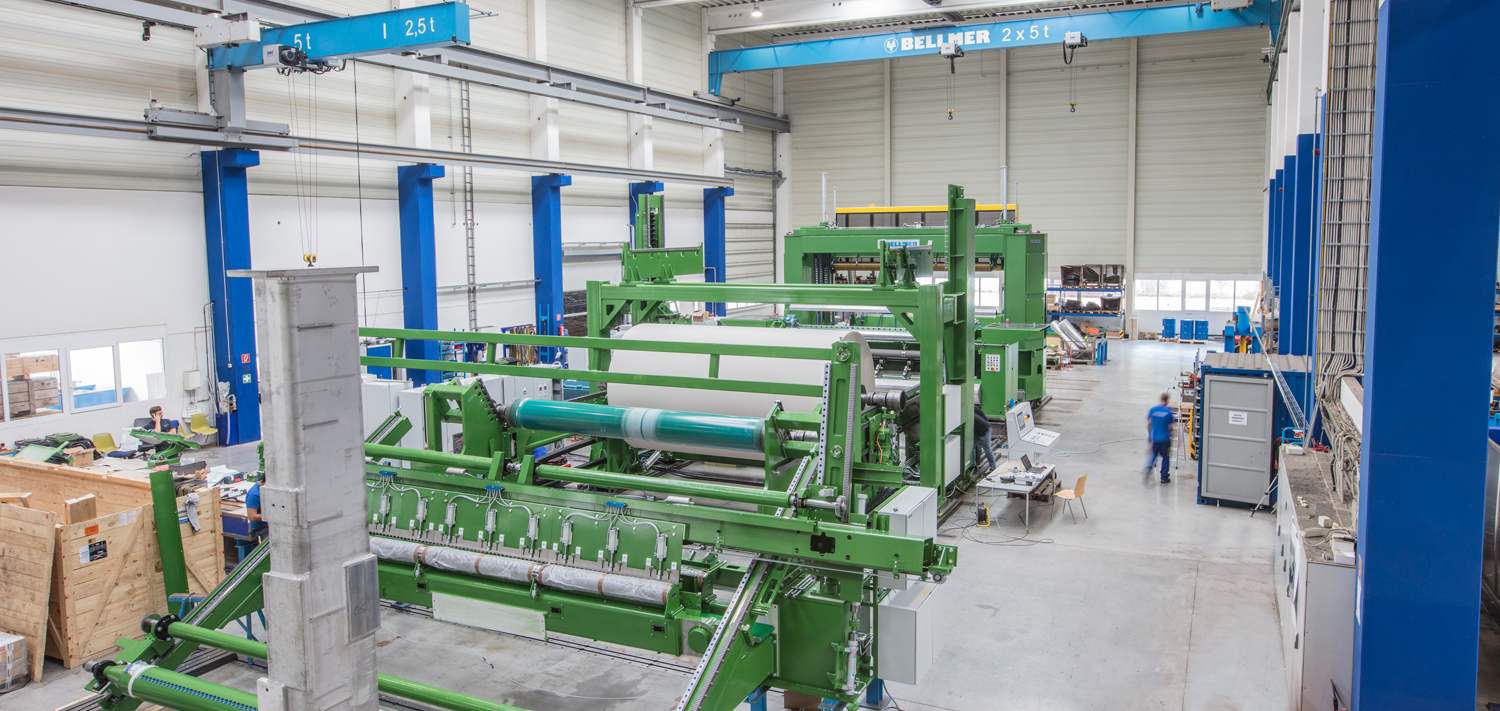 Bellmer Manufacturing Site 3, Germany Niefern
