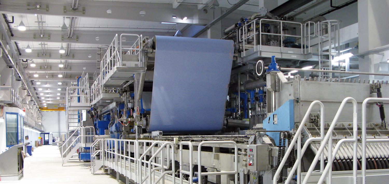 Bellmer Paper Technology Mehrlagige Siebpartie TurboMultiFormer