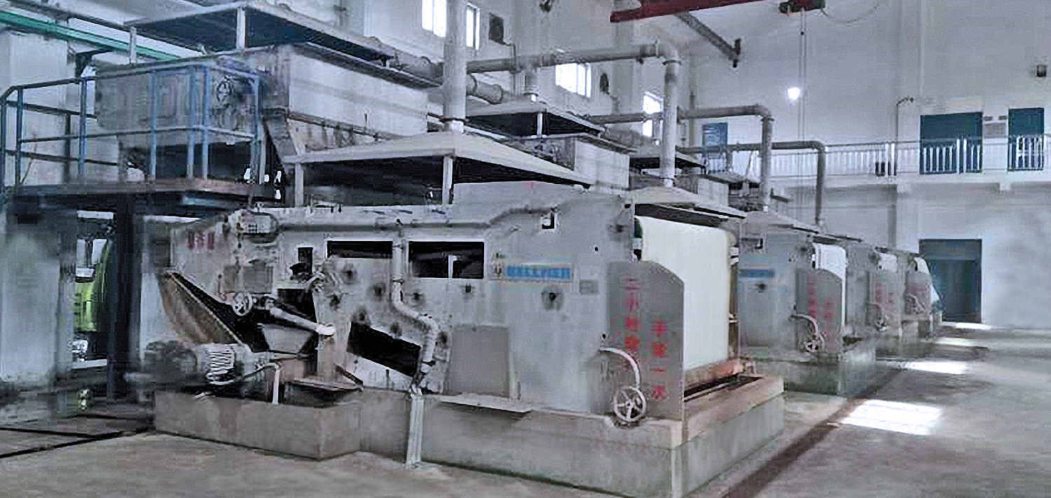 Proven Cascades at the wastewater treatment plant Baotou Beijiao