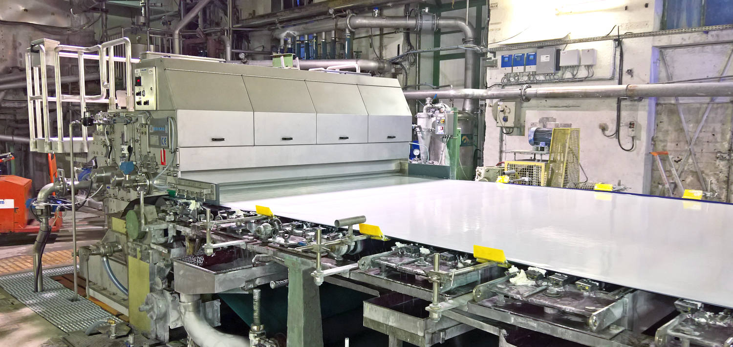 Beller Paper Technology Rectifiert Roll Headbox TurboStreamer
