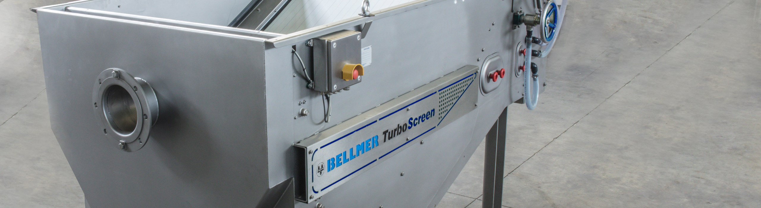 Bellmer Separation Technology Micro Filter