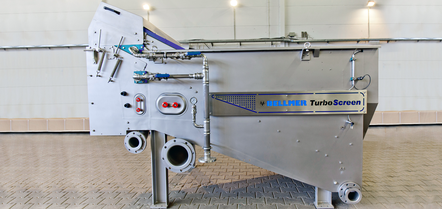 Bellmer Separation Technology Micro Filter TurboScreen