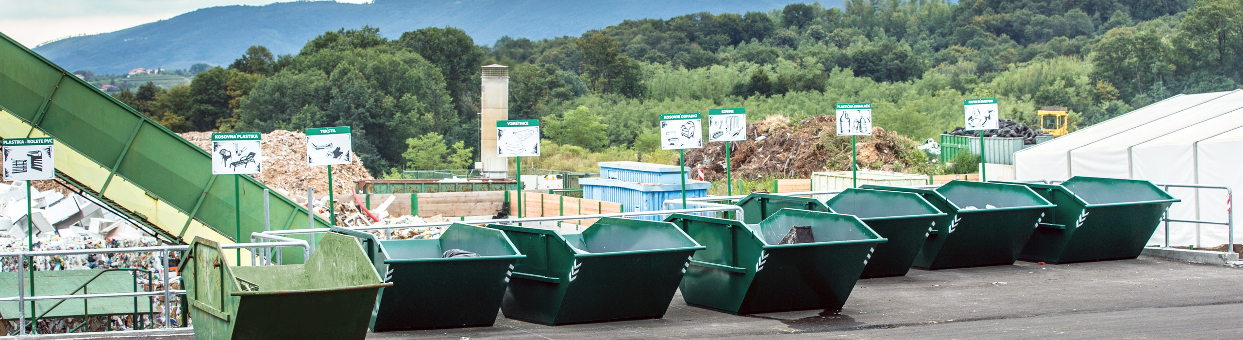 Bellmer Separation Technology Recycling Industry