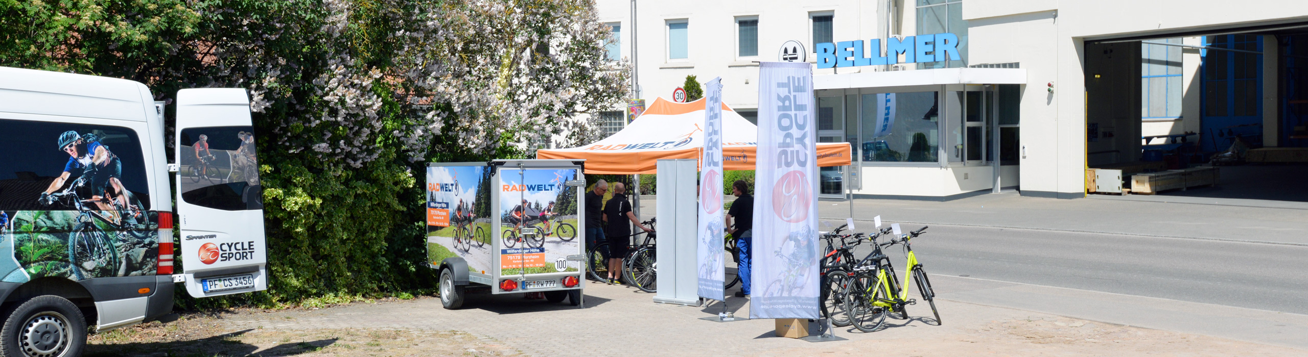 Bellmer Bike Support