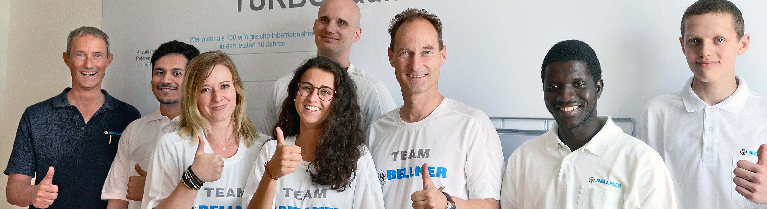 Bellmer Running Team