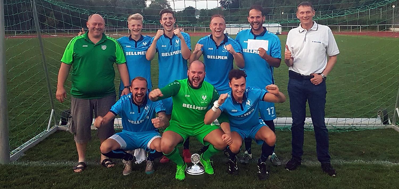 Sieger Team Bellmer Cup 2018