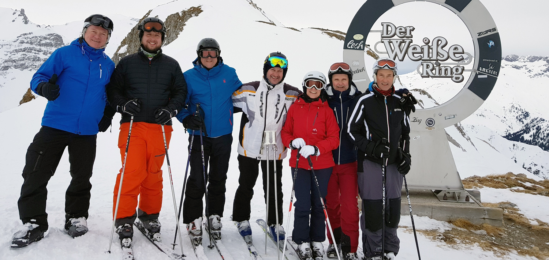 Bellmer Ski Ausfahrt