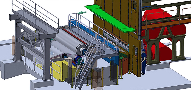 News Bellmer GapCon Umka Cardboard Mill