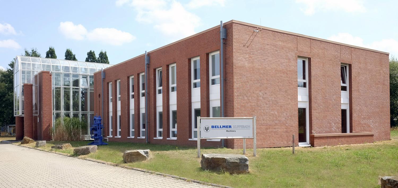 BELLMER Kufferath Verwaltungs Gebäude