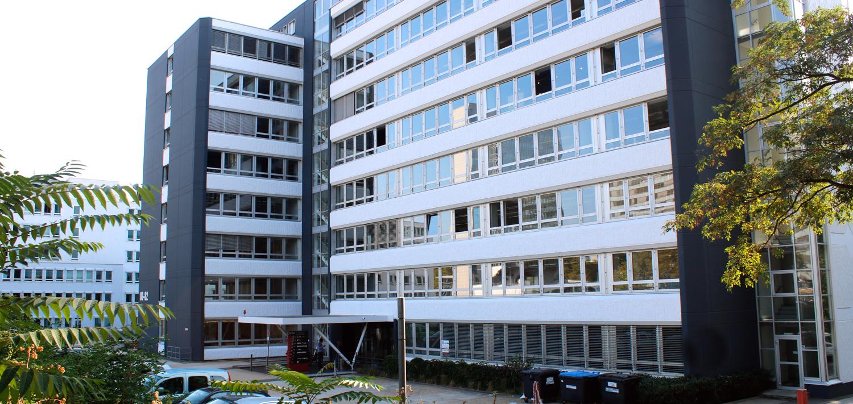 BELLMER Lang building
