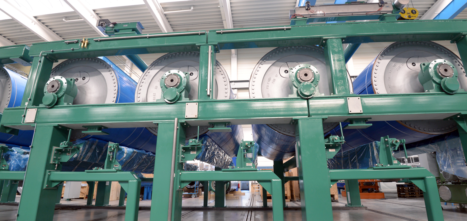 Bellmer Paper Technology Trockenpartie TurboDryer
