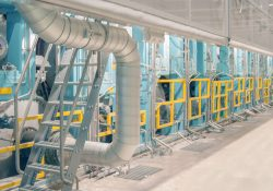 BELLMER Paper Technology Dry End Dryer Section