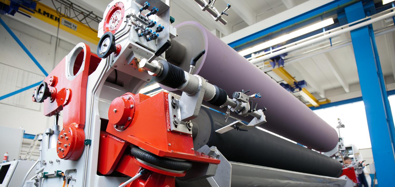 Bellmer Paper Technology Bladecoater TurboCombiCoater