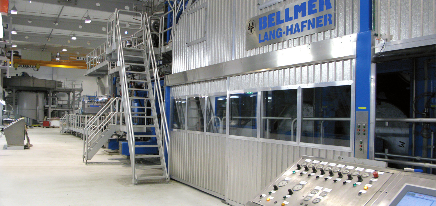 BELLMER Paper Technology Hood and Ventilation