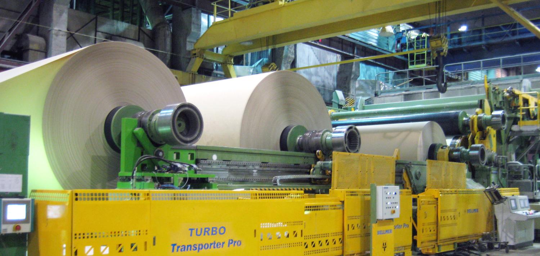 Bellmer Paper Technology Transporter TurboTransporter