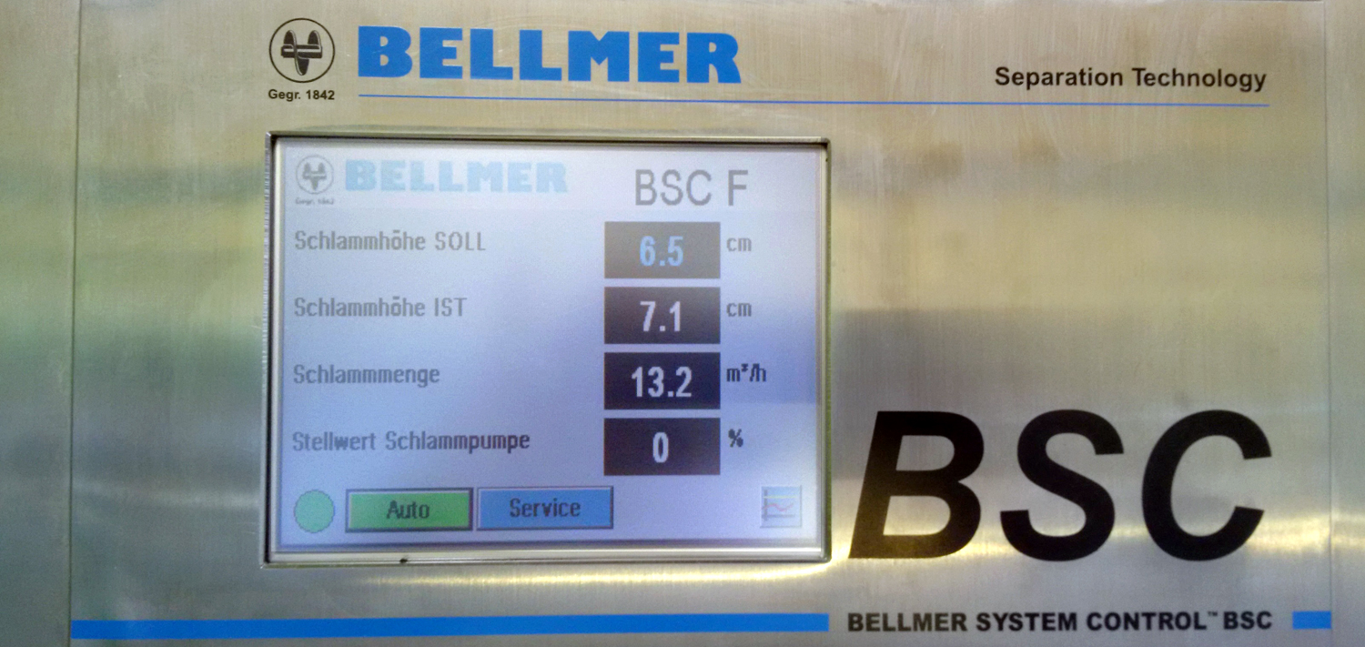 Bellmer Separation Technology Separation