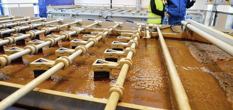 Bellmer Separation Technology Drinking water Preparation