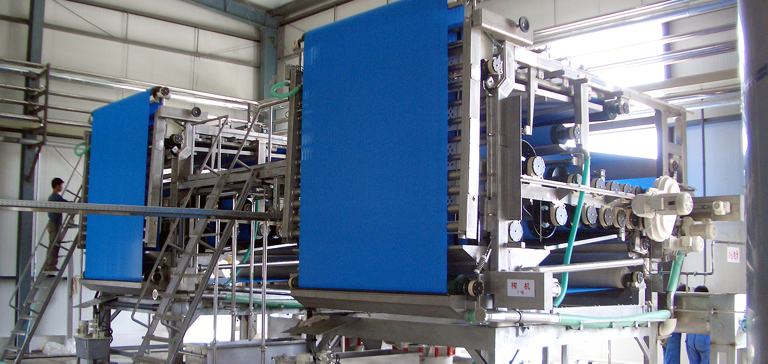 Bellmer Separation Technology Fruit Press