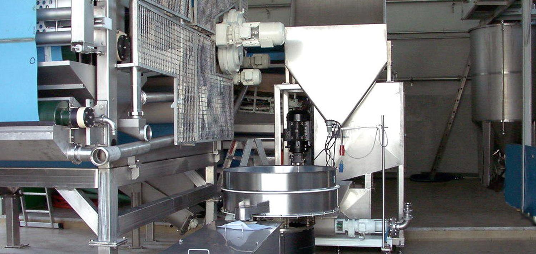 Bellmer Separation Technology Vibrationc Screen