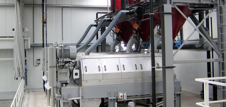 Bellmer Separation Technology Screw Press Akupress Am/AMX