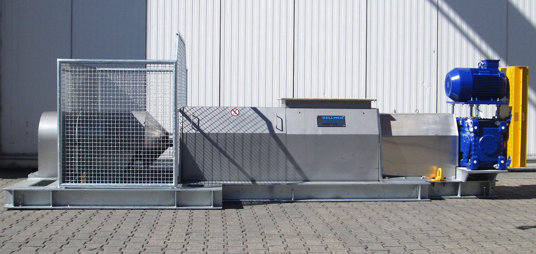 Bellmer Separation Technology Screwpress Akupress A