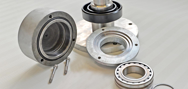 BELLMER Separation Technology Service Spare Parts