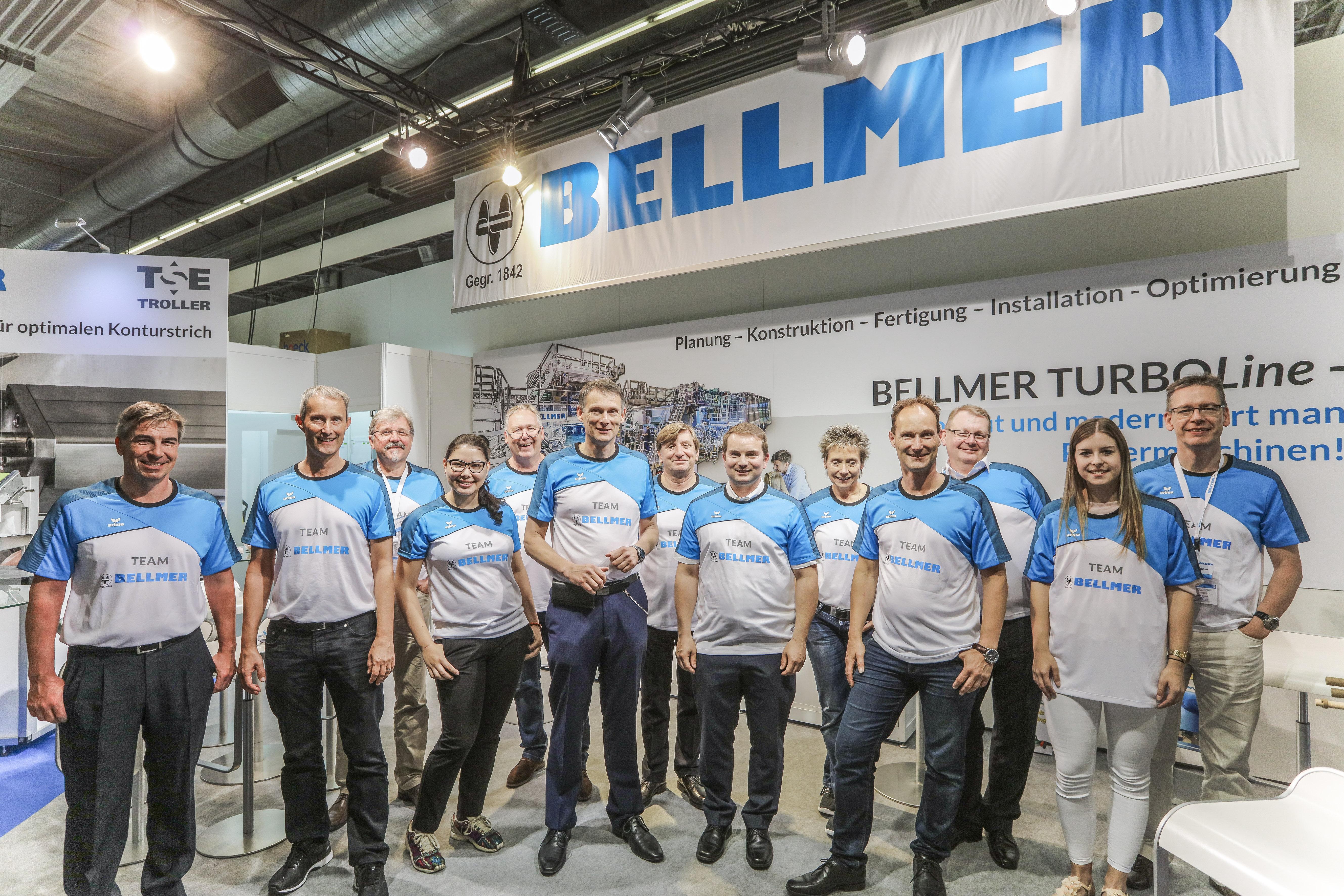 Messe Team Beller Zellcheming 2018