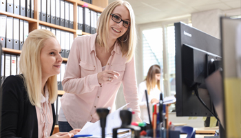 Bellmer Ausbildung Industriekauffrau/ -mann