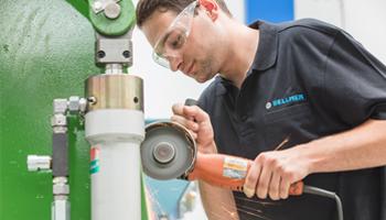 Bellmer Ausbildung Industriemechaniker