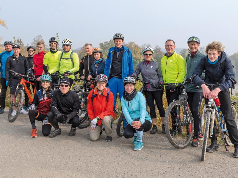 Bellmer cycling tour