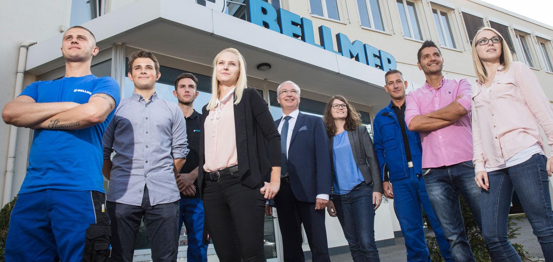 Auszeichnung für Bellmer Beste Jobs mit Zukunft 2018