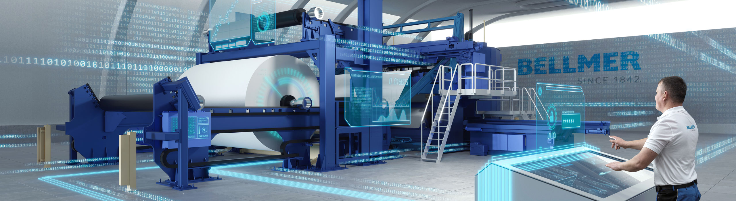 Bellmer Automation Paper Technology