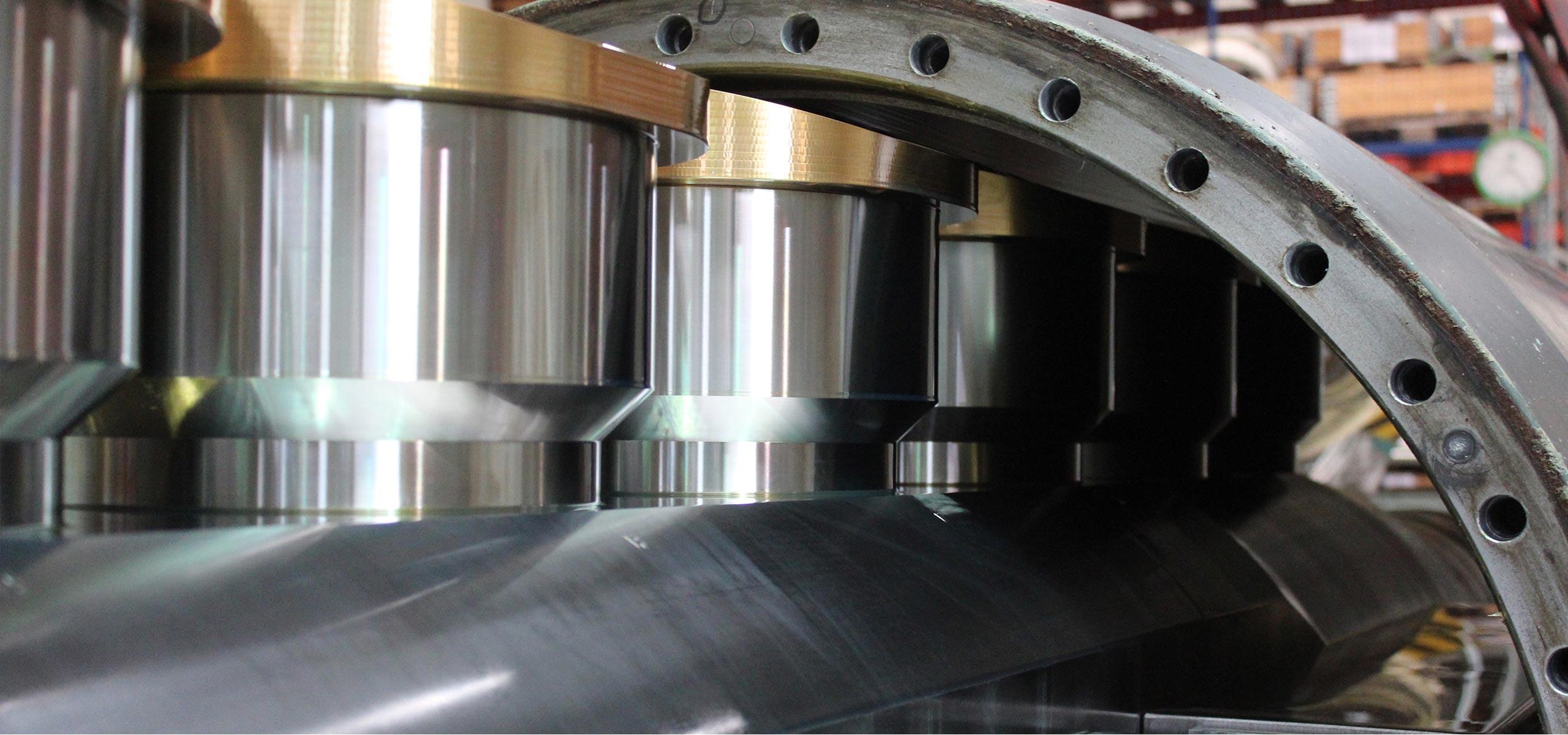 Bellmer Schuhpresse Paper Technology