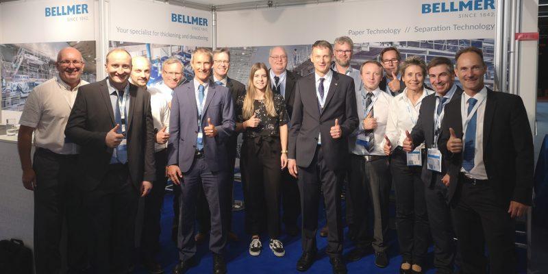 Bellmer Team at Zellcheming Expo 2019