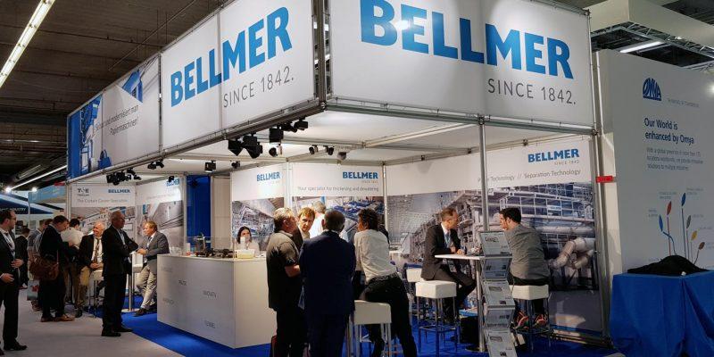Bellmer auf der Fachmesse Zellcheming Expo 2019