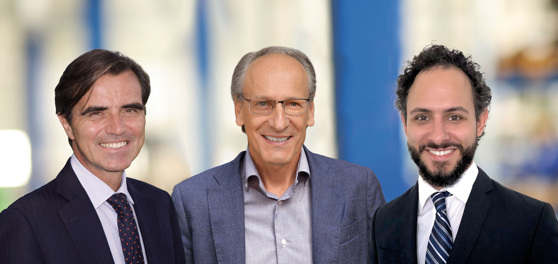 Francesco de Biasi, Antonin Kostka, Marco Malagó