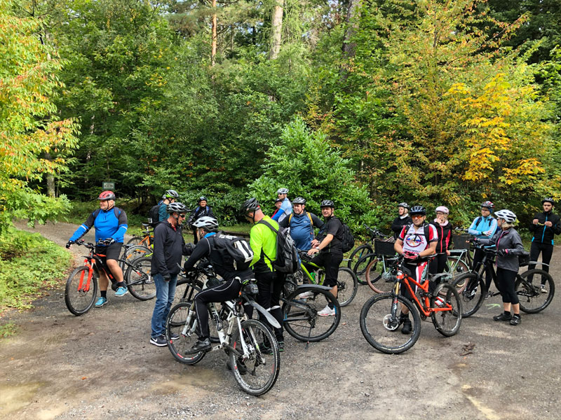 Second Bellmer Cycling tour