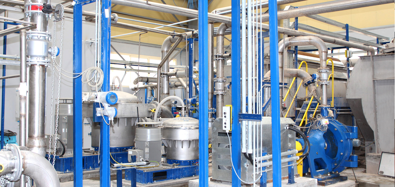 Bellmer packaging approach flow system