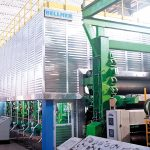 10% increase in production due to new Air & Steam Technology