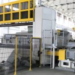 New TurboPress and TurboWinder for the papermachine of L-Pack