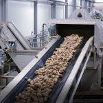 Kartoffel Wasch-Wasser-Aufbereitung für LambWeston