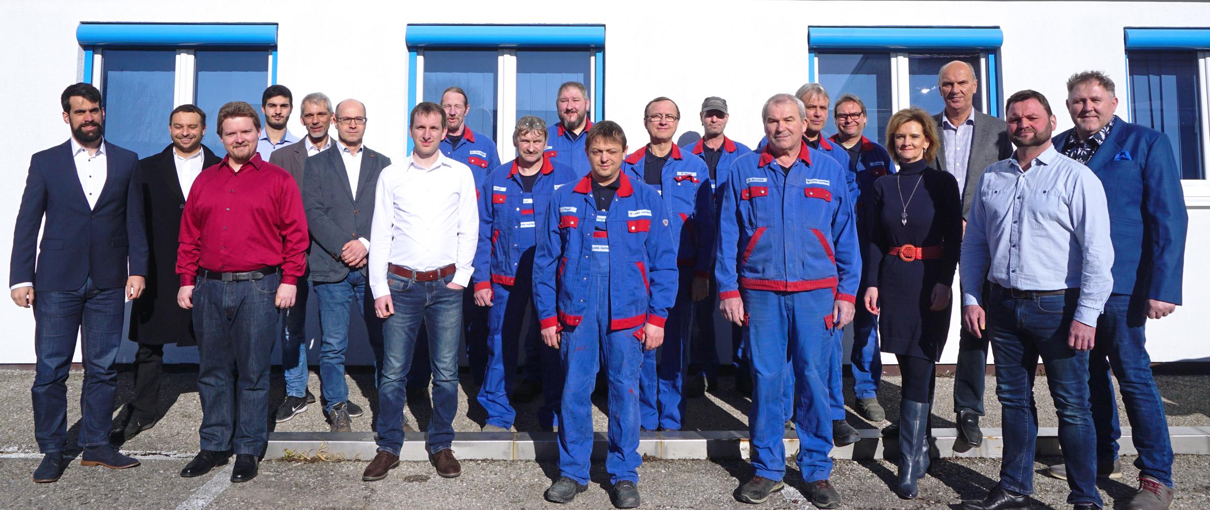 Bellmer Hafner Air Systems Team