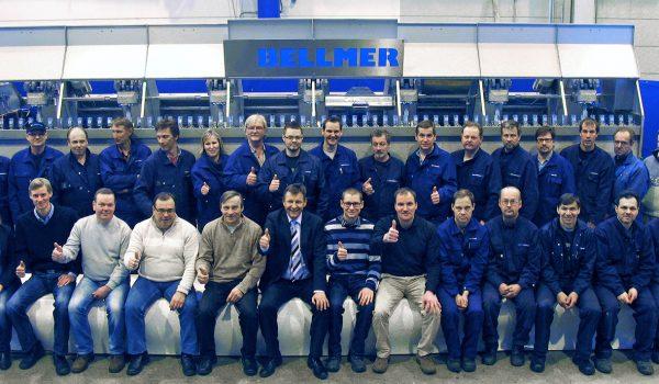 Bellmer Finland Team