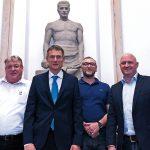 El TÜV Süd certifica la calidad de Bellmer