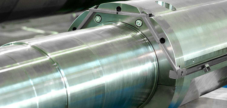 Bellmer TurboRoll CC shaft
