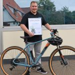 Staying in shape thanks to Bellmer´s bicycle leasing program