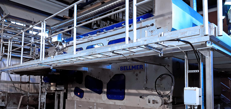 Bellmer WinklePress at Metsä board Simpele